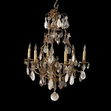 crystal chandelier bronze at crystal chandelier chandelier rock crystal chandelier photo