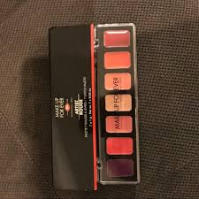 make up forever artist rouge lipstick palette