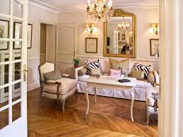 french provincial living room. french provincial apartment in paris contemporary-living-room living room e
