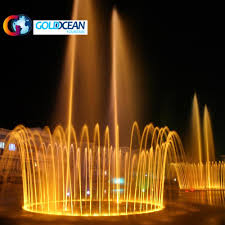 Lighted Water Fountain Outdoor Decor China Water Decorative Fountain China Water Decorative