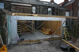 diy timber frame extension kit ideas