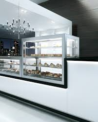 refrigerated display counter for pastry s kp12q1r