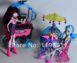 Free Shipping Best Girls ts New jewelry box for monster high