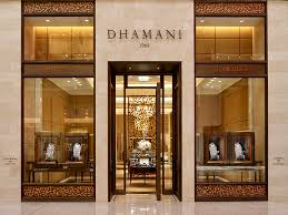 Small Picture Modern Store of Luxury Dhamani 1969 Jewellery in the Dubai Mall