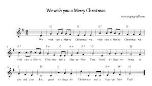 We Wish you a Merry Christmas | Free Christmas Carols