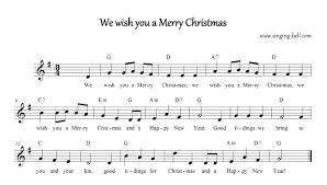 We Wish you a Merry Christmas | Free Christmas Carols