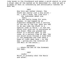 Movie Script Example 5 Of The Best Movie Scripts To Learn From In Each Major Genre