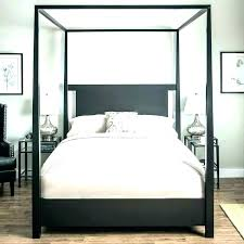 queen size canopy bed – scansaveapp.com