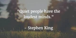 Quotes quiet 100 Quotes About Quiet People to Know Them More EnkiQuotes 59