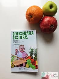 Diversificarea bebelusi pas cu pas