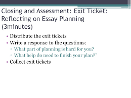 writing an argumentative essay ppt video online  11 closing