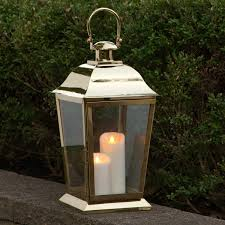 outdoor battery operated candle lanterns