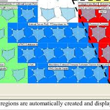 Prototype Screenshot Perceptual Map Views Overlapped Cell
