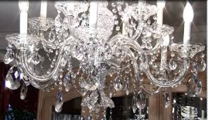 crystal chandelier cleaner