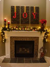 mantel lighting. joy mantel decor lighting