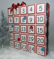 advent calander advent calendar you can easily make yourself using gift boxes