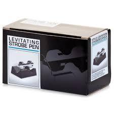 levitating strobe pen amazing magical floating novelty executive desk toy