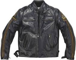 helstons ace rag leather jacket men jackets blue blousons helstons est helstons