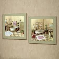 Wall Accessories For Bathroom Wall Art Decor Bathroom