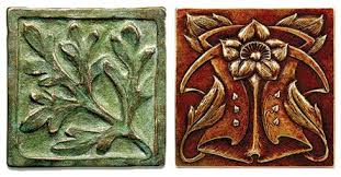 Arts And Crafts Decorative Tiles Arts And Crafts Decorative Tiles Metalworks in the Design of the 2