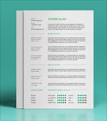 Indesign Resume Wonderful 416 24 Best Free Resume CV Templates In Ai Indesign PSD Formats