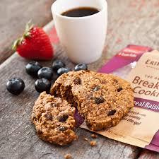 Erin Bakers Cookies Healthy Grab Go Breakfast The Community