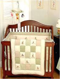 winnie pooh crib bedding set theme for baby bedding with the pooh crib bedding and baby