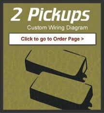 guitar wiring diagrams guitardiagrams com 2 pickups custom guitar diagrams