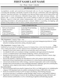 Hr Resume Sample And Get Inspired To Make Your Resume Sample With