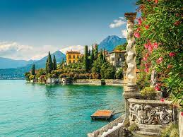 Italien: Como Lake Sehenswürdigkeiten