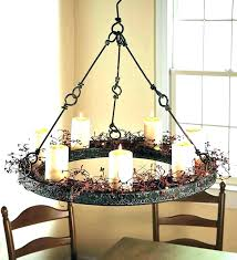 chandeliers non electric chandelier lighting chandeliers crystal candle charming wrought