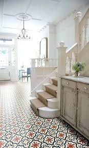 large floor tiles for hallway patterned floor hallway ideas hall with patterned floor tiles patterned floor