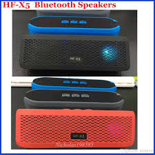 loud bluetooth speakers. hf-x5 hf-q5 bluetooth speakers mini portable outdoor wireless bulit-in hands-free tf card usb disk pills pulse loud speaker