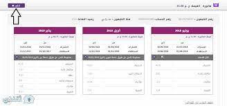 الاستعلام عن فاتورة التليفون الأرضي لشهر يونيو 2019 من خلال الموقع  الإلكتروني لشركة المصرية للاتصالات - ثقفني