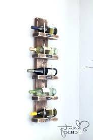 wall mounted metal wine rack. Wall Mounted Wire Wine Racks Rack Hanging Metal 1 Bottle