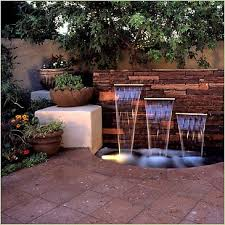 awesome wall outdoor fountain orange county outdoor water fountain design projects