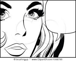 best pop art images pop art st century and 1068795 clipart pop art talking w in black