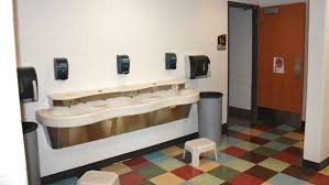 Elementary school bathroom Toilet Design American School University Safe Washrooms American School University