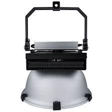 150 watt high power led high bay light fixture profile view