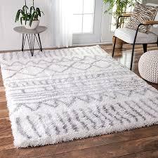 soft plush geometric drawings kids grey area rugs 4 feet x 6 feet