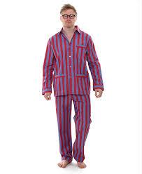 Mens Designer Pyjamas Men S Luxury Striped Pjs