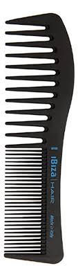 <b>Карбоновая расческа для</b> волос Carbon Comb Wave (волнистая ...