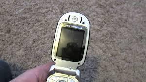 Motorola V557 Ringtones - YouTube