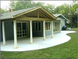 shed roof porch framing plans porch framing patio gable roof plan plans designs and chimney deck