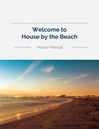 It Manual Template House Manual Evelyn Badia Consultations 22