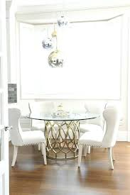 glass top round dining table full size of room table sets interior furniture round glass wood