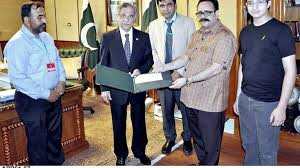 Image result for saqib nisar dams funds