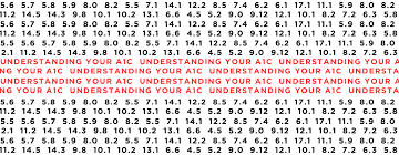 A1c 5 7 Average Blood Sugar Chart Understanding Your A1c