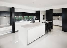 Wonderful White Floor Tiles Kitchen And Decor I In