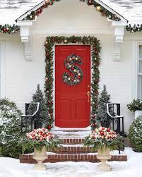 Ornamented Monogram Wreath | Martha Stewart